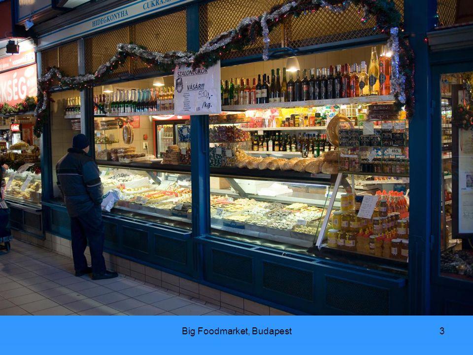 Big Foodmarket, Budapest2