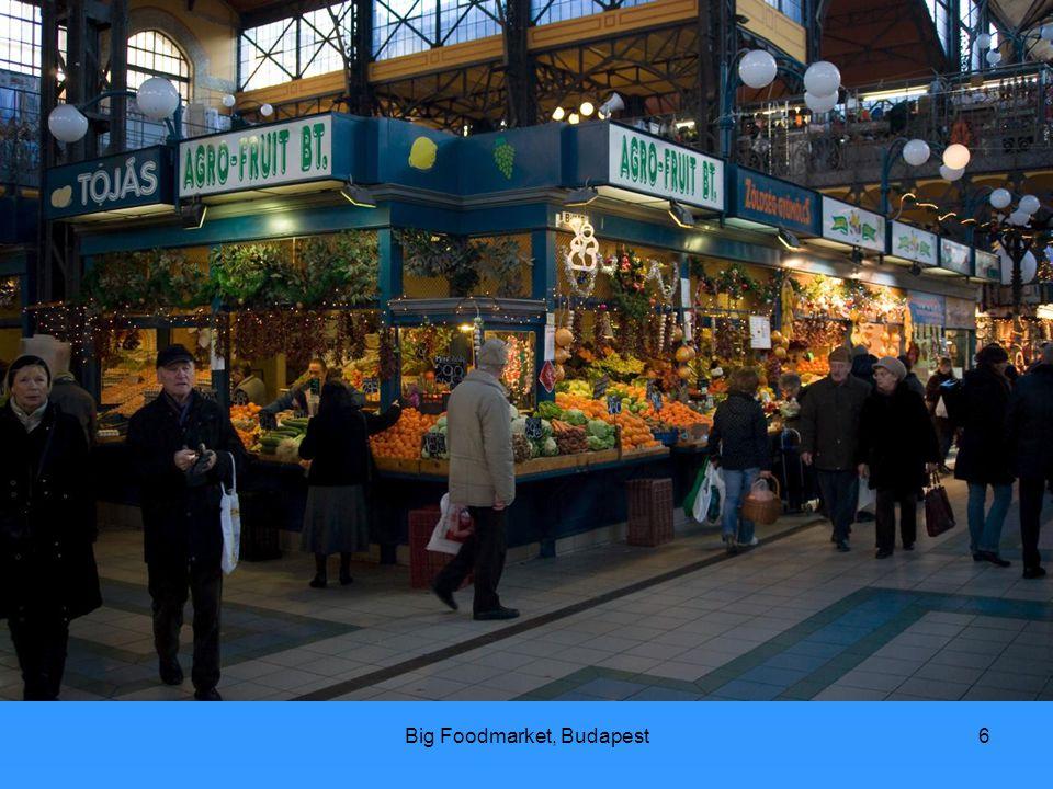 Big Foodmarket, Budapest26