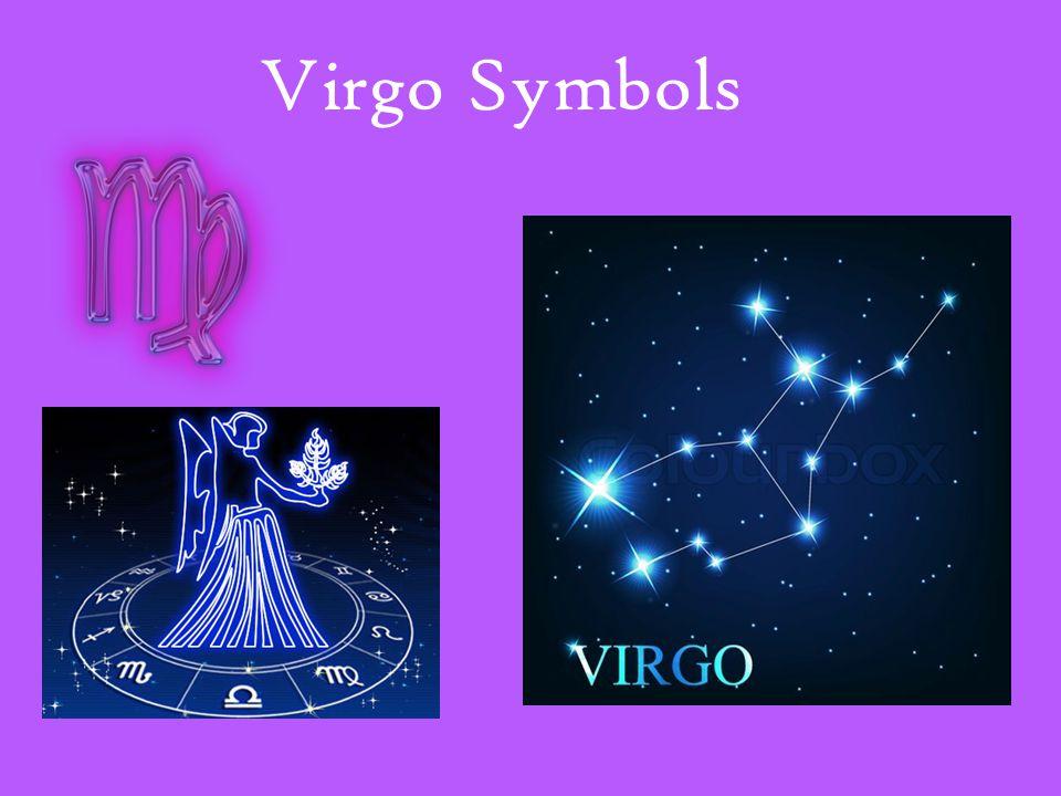 Virgo Symbols