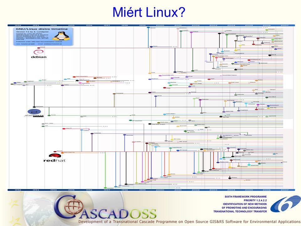 Miért Linux