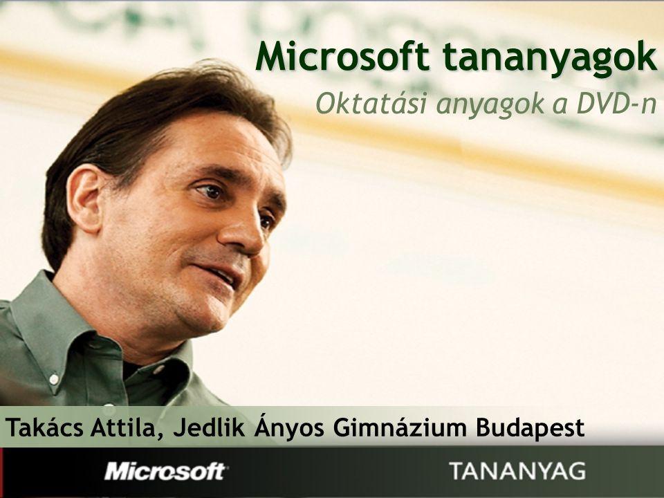 22 A maradék VisualStudioTeamSystem_UML Prezentációk és leírások TechNet Magazinok 6 különböző témáról: Vista, Office 2007, Windows Server 2008, Exchange Server 2007, System Center, Infrastruktúra