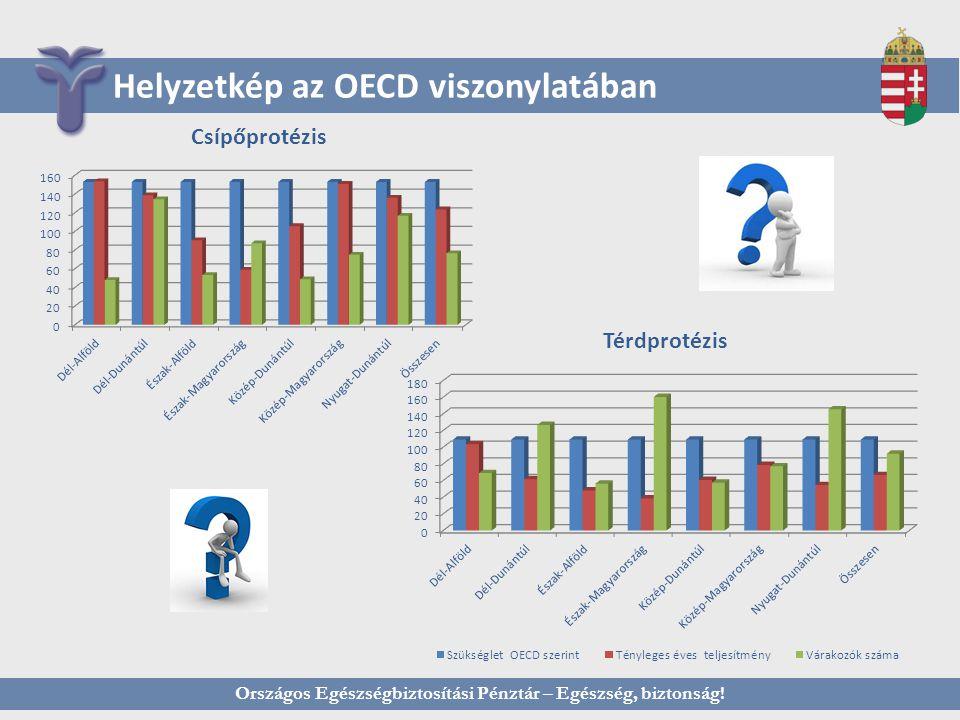 Országos Egészségbiztosítási Pénztár – Egészség, biztonság! Helyzetkép az OECD viszonylatában