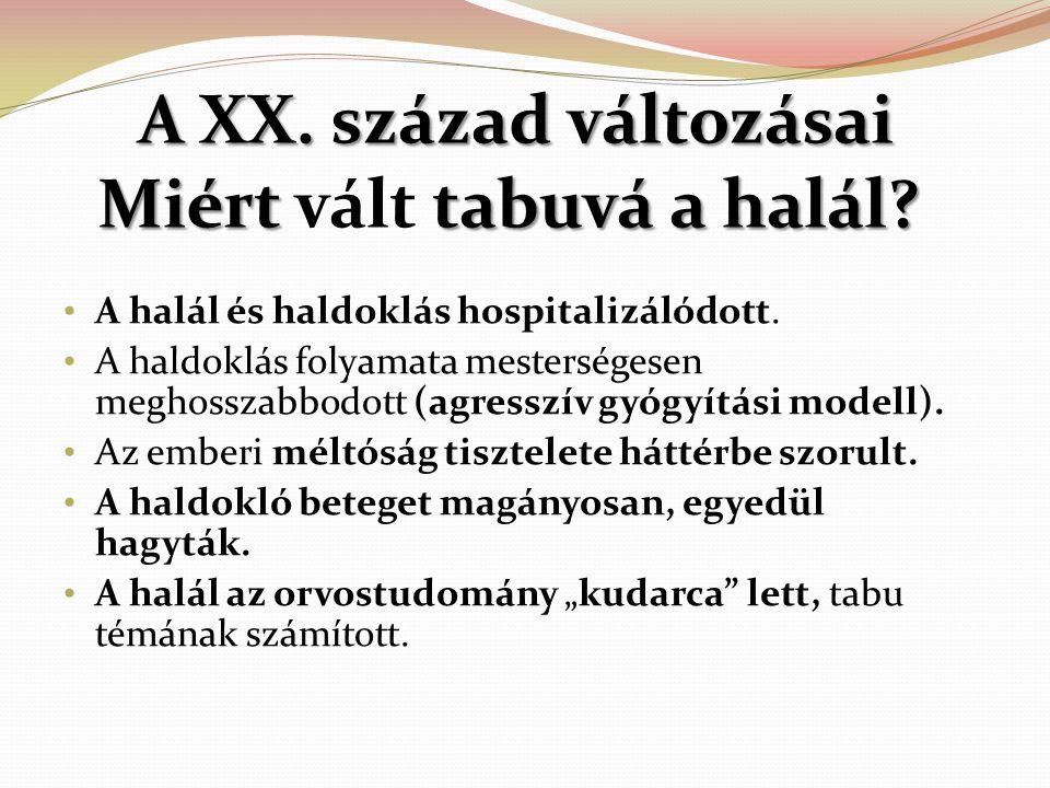 """Kifogások a családorvosok részéről """"Hál'istennek most nincs daganatos betegem A betegnek és a családnak nincs igénye a hospice-ra A család ellátja a beteget (kínzó tünetek) """"Mivel nyújthat az otthoni hospice ellátás többet???? Adminisztrációs terhekre hivatkoznak Félelem az OEP ellenőrzéstől, és a szankcióktól"""