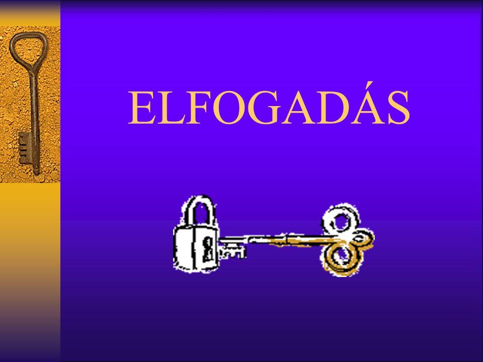 ELFOGADÁS