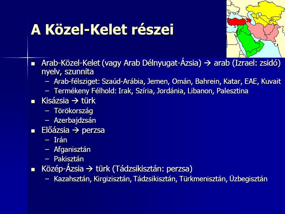 Az Iszlám Világ legeurópaibb része: Törökország Kiváló földrajzi, geostratégiai helyzet (évezredek óta összekötő kapocs, ma híd a Boszporuszon) Kiváló földrajzi, geostratégiai helyzet (évezredek óta összekötő kapocs, ma híd a Boszporuszon) Területének 3%-a Európa Területének 3%-a Európa –Stratégiailag fontos fekvésű –Boszporusz, Márvány-tenger, Dardanellák (1936.