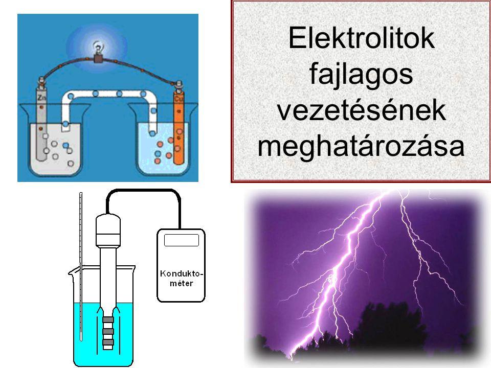Az elektromos áram: töltéssel rendelkező részecskék rendezett áramlása.