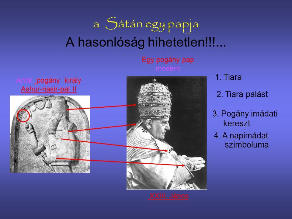 V. Shamshi Adad király Megfigyelhetjük a kereszt forma használatát Kr.e.2800 körül egy régi királyon. Ez a kereszt szimbolizálja a pogány napisten imá