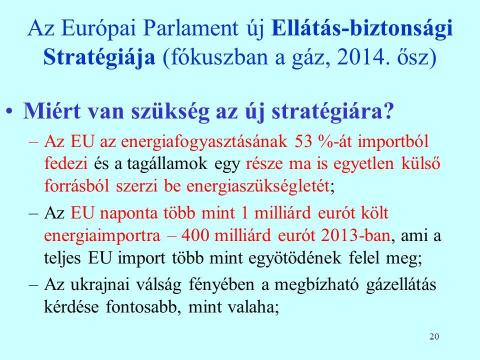"""19 Energiapolitikai mottók Nemzeti Energiastratégia: """"Függetlenedni a függőségtől (fő cél az import csökkentése) Nemzetközi Energia Ügynökség: """"Secure Security = """"Biztosítsd az (ellátás)biztonságot (fő cél az ellátásbiztonság megteremtése) Az előadás mindkét megközelítéssel foglalkozik"""
