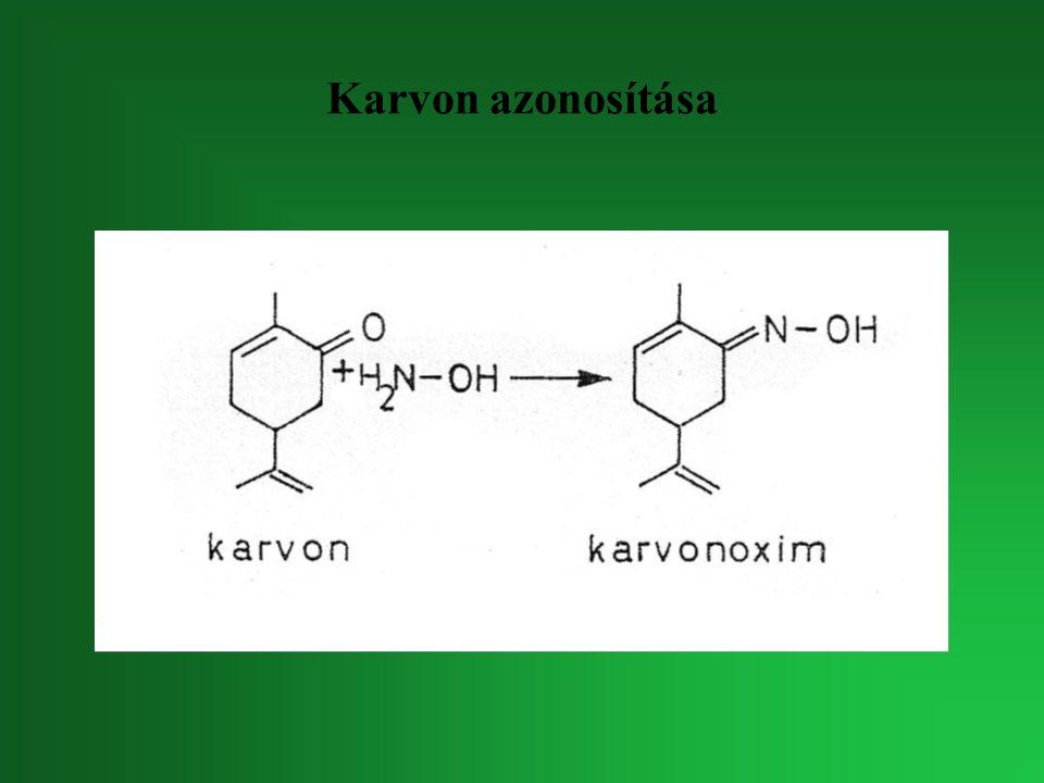 Karvon azonosítása