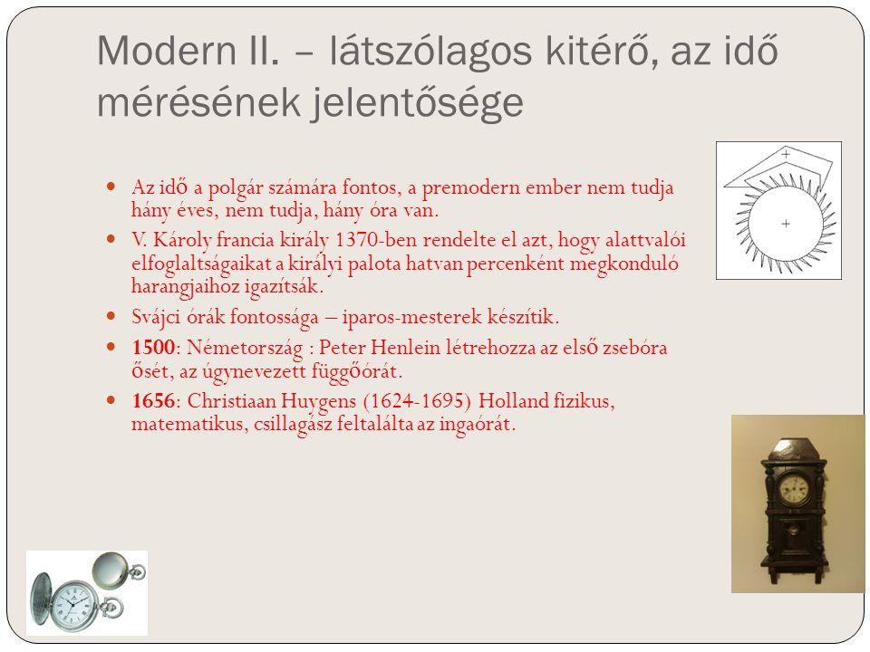 Modern III.új elméletek osztályelmélet A t ő kecentrikus polgári gondolkodásnak sok áldozata volt.
