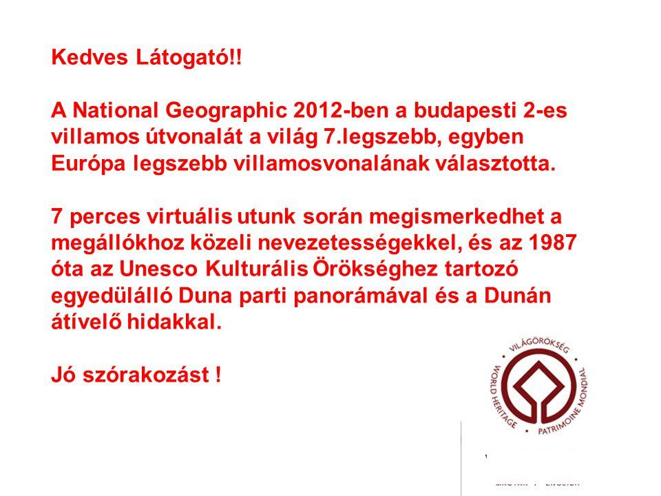1 Pesti Duna part. 1: Tudományos Akadémia