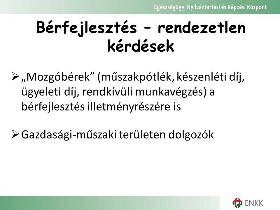 A szakorvosképzéshez kapcsolódó intézkedések  A szakorvos képzés rendszerének ésszerűsítése (folyamatos belépés, szak- és szolgáltatóvátás, tutorokra és mentorokra vonatkozó szabályok)  Képzési programok átalakítása  Szakorvosi licenc  Rezidens Támogatási Program ösztöndíjai  Markusovszky, Than Károly, Méhes Károly, Gábor Aurél ösztöndíjak  3 meghirdetés alatt több, mint 1600 ösztöndíjas  Kihívások:  Szakorvosképzés az ellátórendszer igényeinek megfelelően