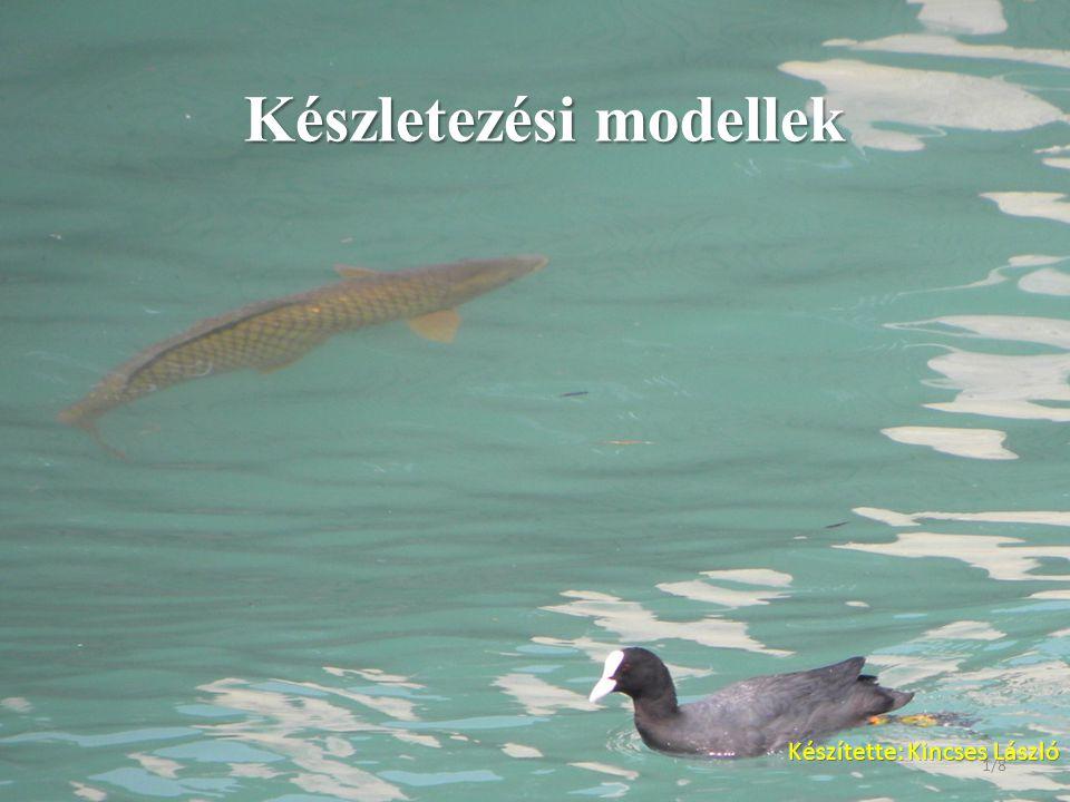 A modellek csoportosítása több száz készletezési modell Ezek a matematikai modellek az operációkutatás fejlődésével jelentős szerepet kaptak.