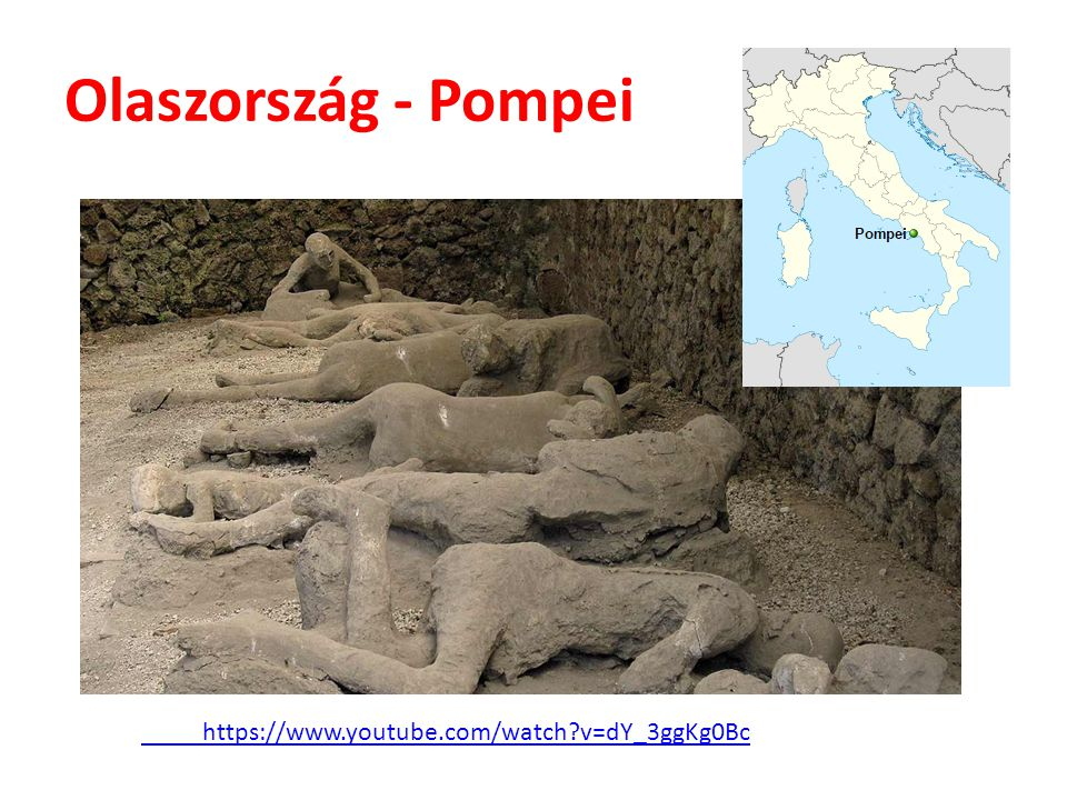 Olaszország - Pompei https://www.youtube.com/watch?v=dY_3ggKg0Bc