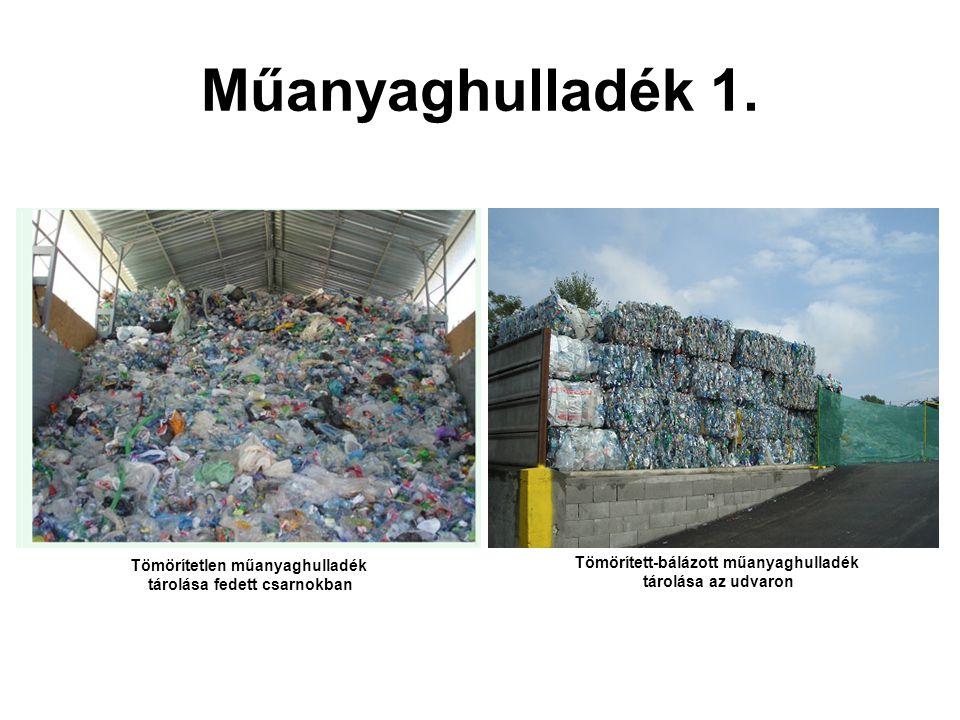 Műanyaghulladék 1.