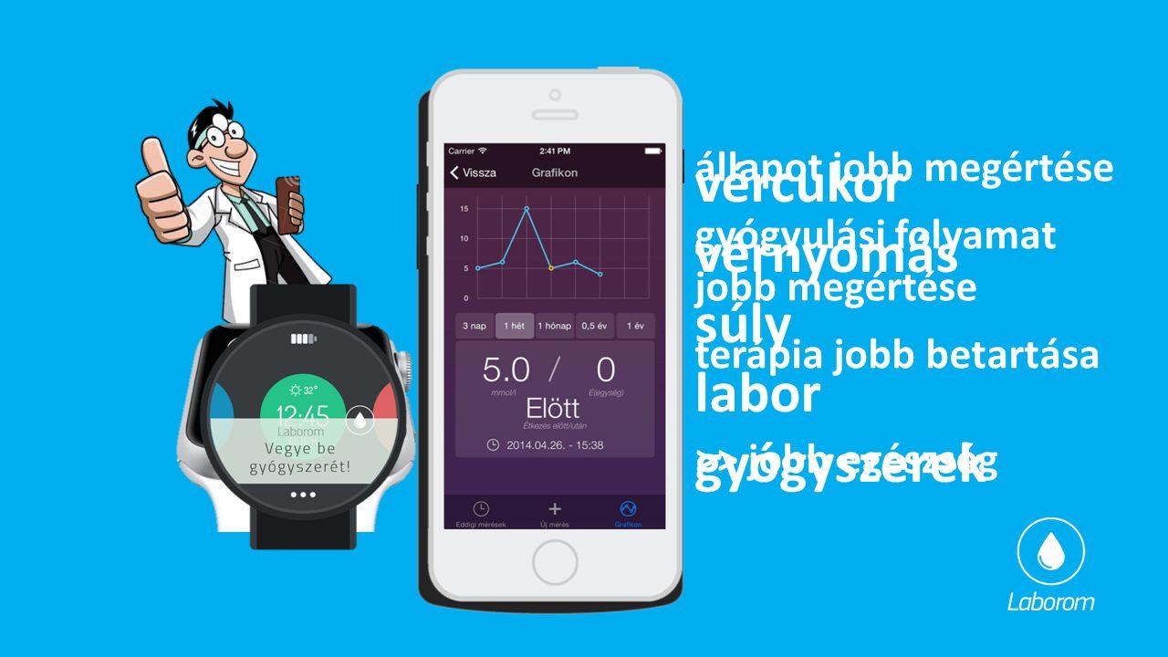okos mérőeszközök csatlakoztatása és releváns egészség appok >> jobb megértés Google Fit Health Kit