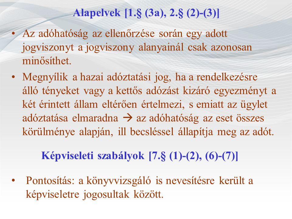 Egészségügyi szolgáltatási járulék törlése [20.§ (7c)] Az adóhatóság kérelemre, visszamenőleges hatállyal törli a kötelezettséget, ha a magánszemély igazolja, hogy –huzamosabb ideje, életvitelszerűen Magyarország területén kívül tartózkodik, és –a tartózkodási helye szerinti egészségbiztosítási rendszer hatálya alatt áll.