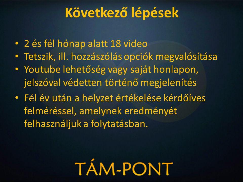 Információ TESSÉK.