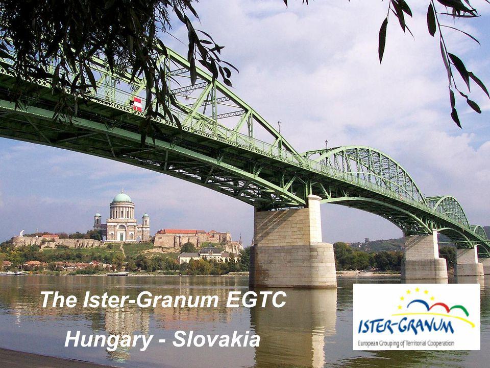 The Ister-Granum EGTC Hungary - Slovakia