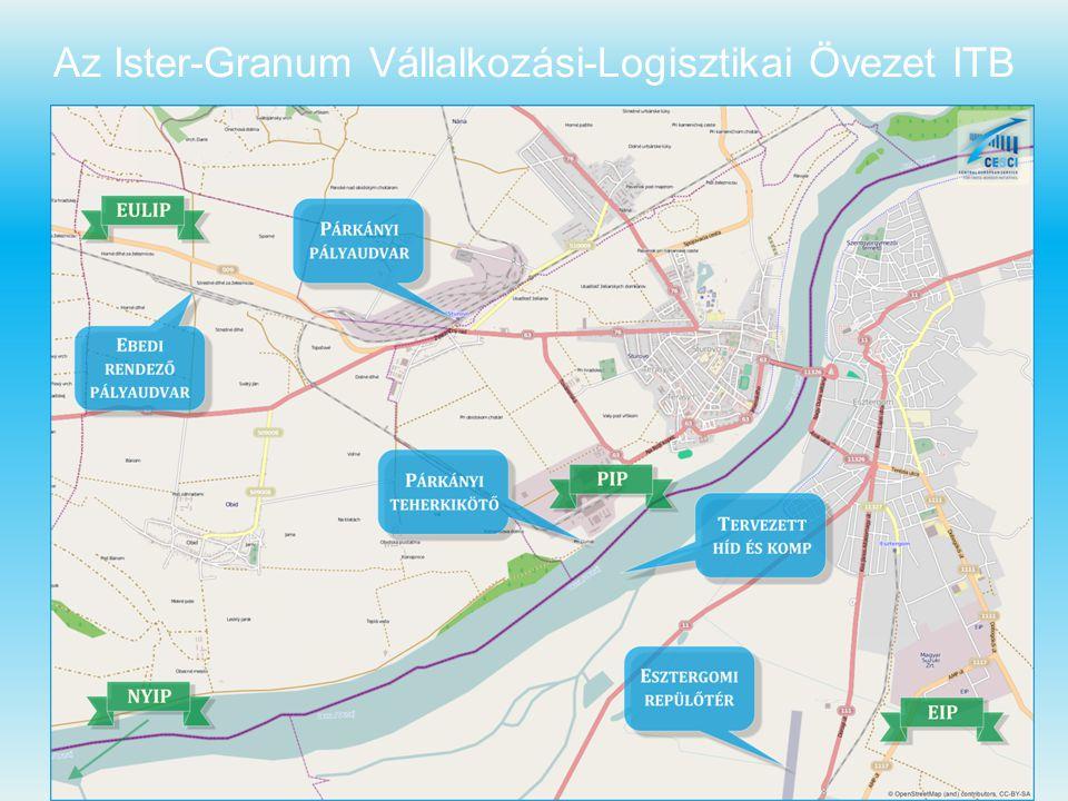 Az Ister-Granum Vállalkozási-Logisztikai Övezet ITB