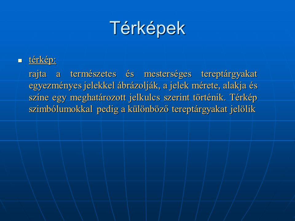 Nevezetes földrajzi körök: szélességi körök: szélességi körök: Északi-sarké.