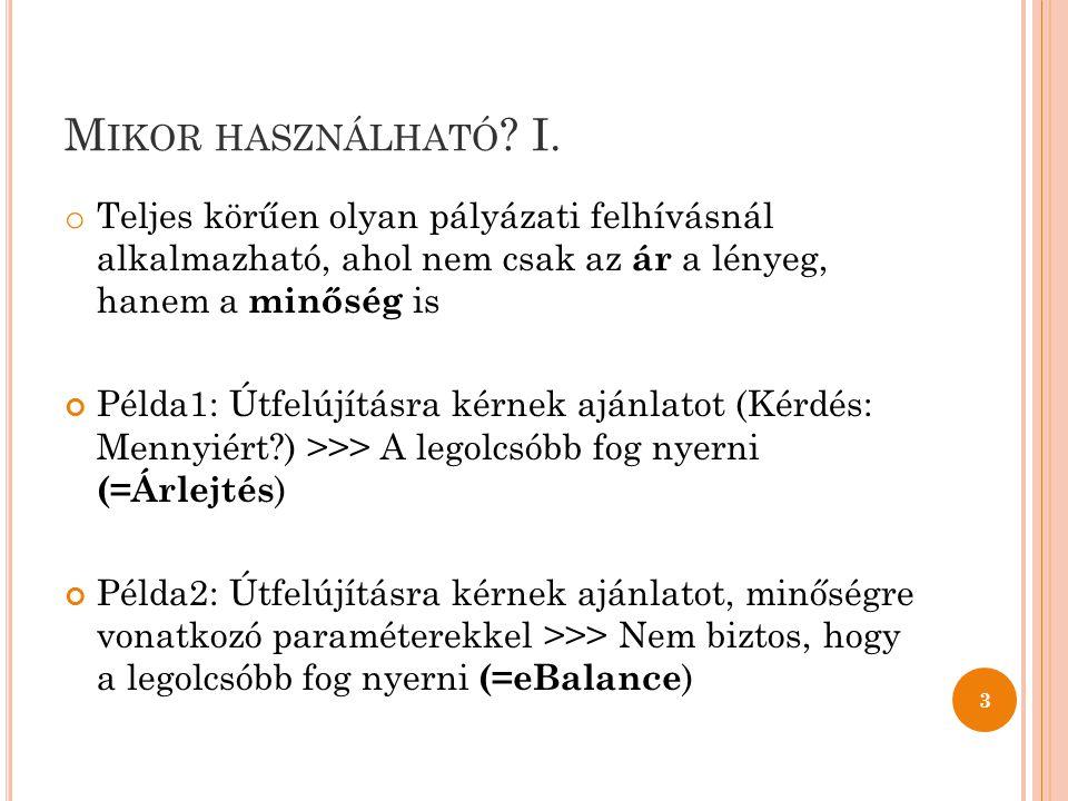 E LBÍRÁLÁS II. 14