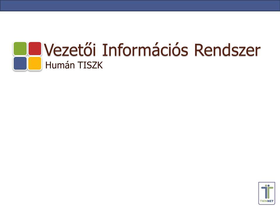 Vezetői Információs Rendszer Humán TISZK