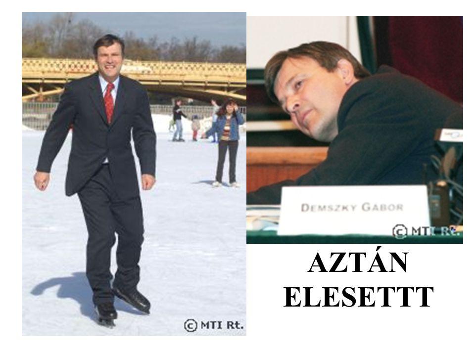 AZTÁN ELESETTT