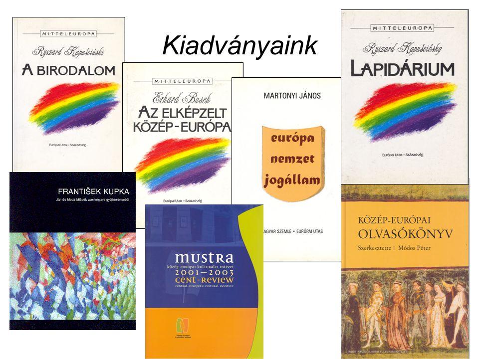 Kiadványaink
