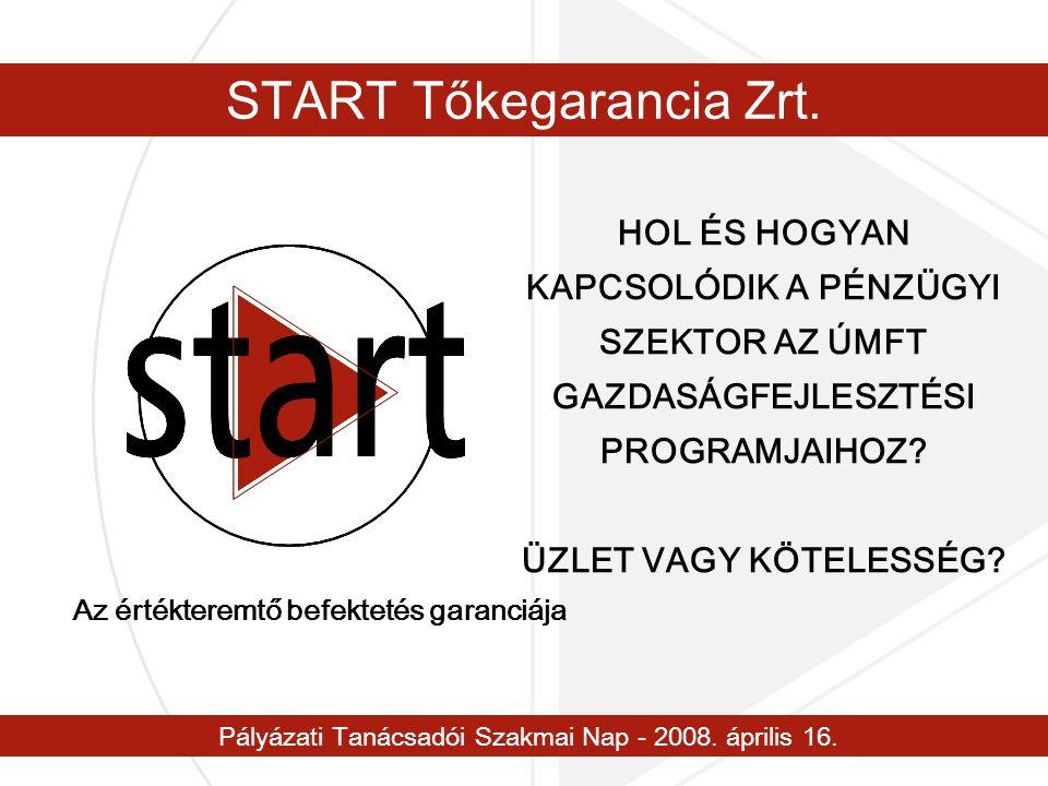 www.startgarancia.hu 12 A Startról röviden  Cégalapítás: 2006.