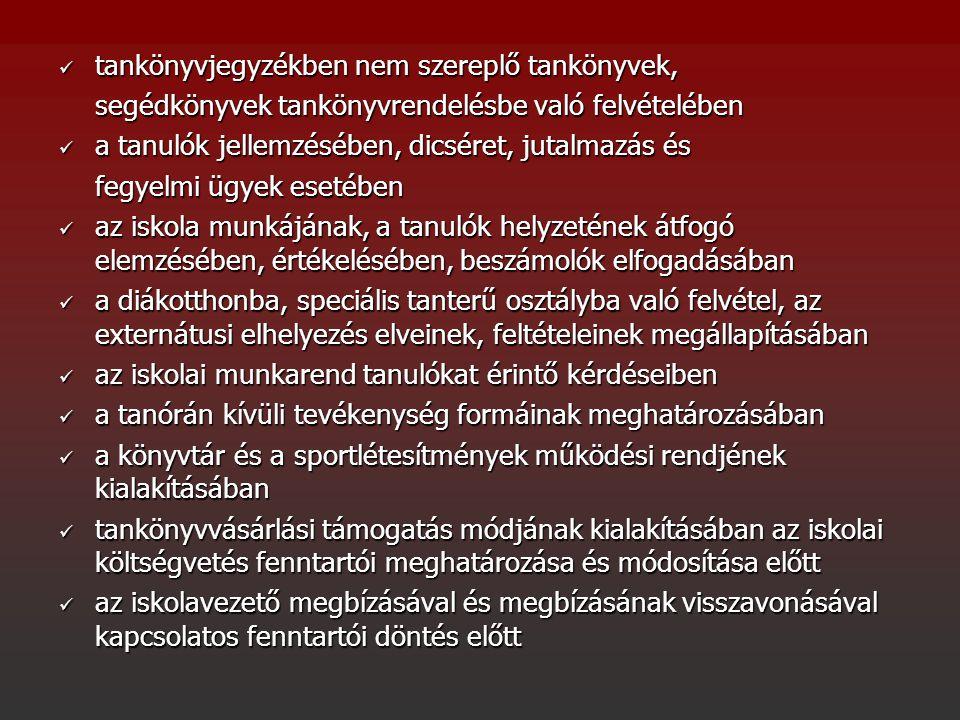 A diákönkormányzat felépítése és kapcsolatrendszere: ISKOLA KOLLÉGIUM IKGY Iskolai Közgyűlés Diák Közgyűlés Kollégiumi Közgyűlés ÉKGY Évfolyam Közgyűlés IDB gyűlés Osztály Közgyűlés IDB Iskolai Diákbizottság ODB Osztály Diákbizottság Kollégiumi Diáktanács Szabadidő- szervező Gyermek- és ifjúságvédelmi felelős