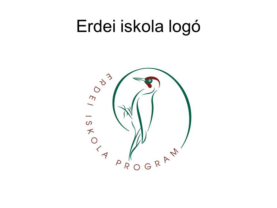 Erdei iskola logó