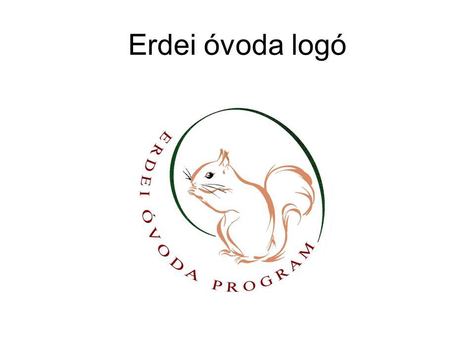 Erdei óvoda logó