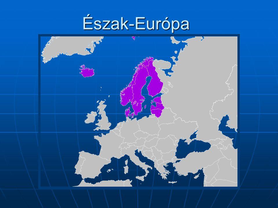 Észak-Európa – Ellenőrző kérdések VII.1. Mikor jöttek létre a Balti-pajzs kőzetei.