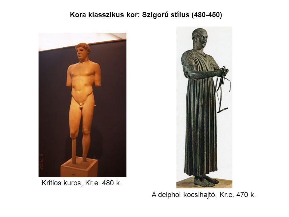Kritios kuros, Kr.e.480 k. A delphoi kocsihajtó, Kr.e.