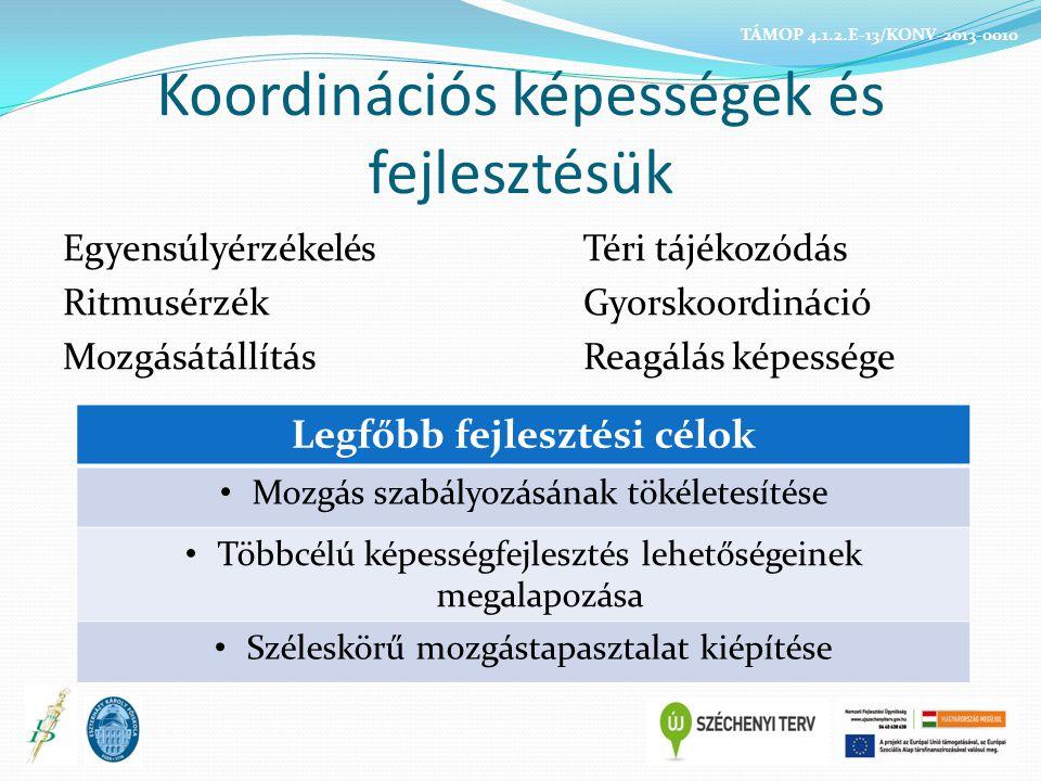 Differenciálást célzó lehetőségek a foglakozások terén Tagozatos osztály működtetése Tanórai tartalom választhatósága Tanulási minőség választhatósága TÁMOP 4.1.2.E-13/KONV-2013-0010