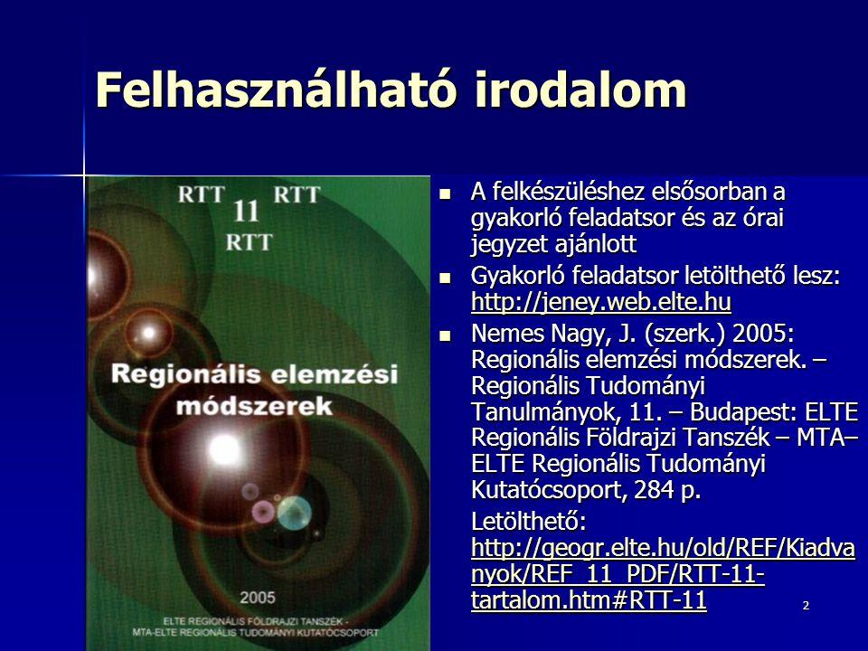 63 Pontdiagram: két dimenziós összehasonlítás Oszlopdiagram Oszlopdiagram Kördiagram: nem ajánlott Kördiagram: nem ajánlott Sugárdiagram Sugárdiagram Buborékdiagram Buborékdiagram Pontdiagram Pontdiagram Vonaldiagram (grafikon) Vonaldiagram (grafikon) Háromszögdiagram Háromszögdiagram Forrás: EuroStat Forrás: EuroStat
