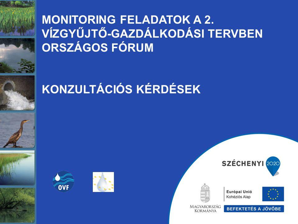 Egyetért-e az előadásban bemutatott új felszíni vizes vízminőségi monitoring koncepcióval.