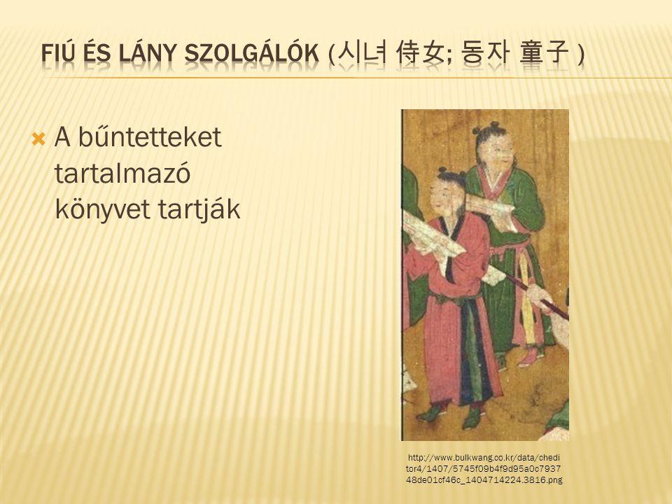  A bűntetteket tartalmazó könyvet tartják http://www.bulkwang.co.kr/data/chedi tor4/1407/5745f09b4f9d95a0c7937 48de01cf46c_1404714224.3816.png