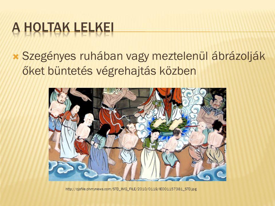  Szegényes ruhában vagy meztelenül ábrázolják őket büntetés végrehajtás közben http://ojsfile.ohmynews.com/STD_IMG_FILE/2010/0119/IE001157381_STD.jpg