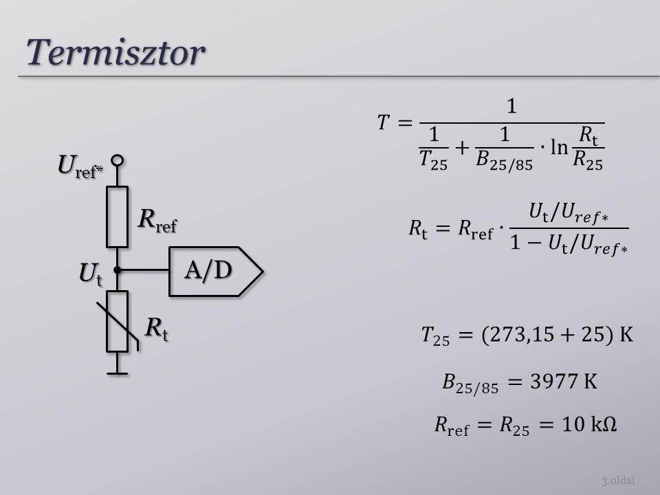I2C szenzor 4