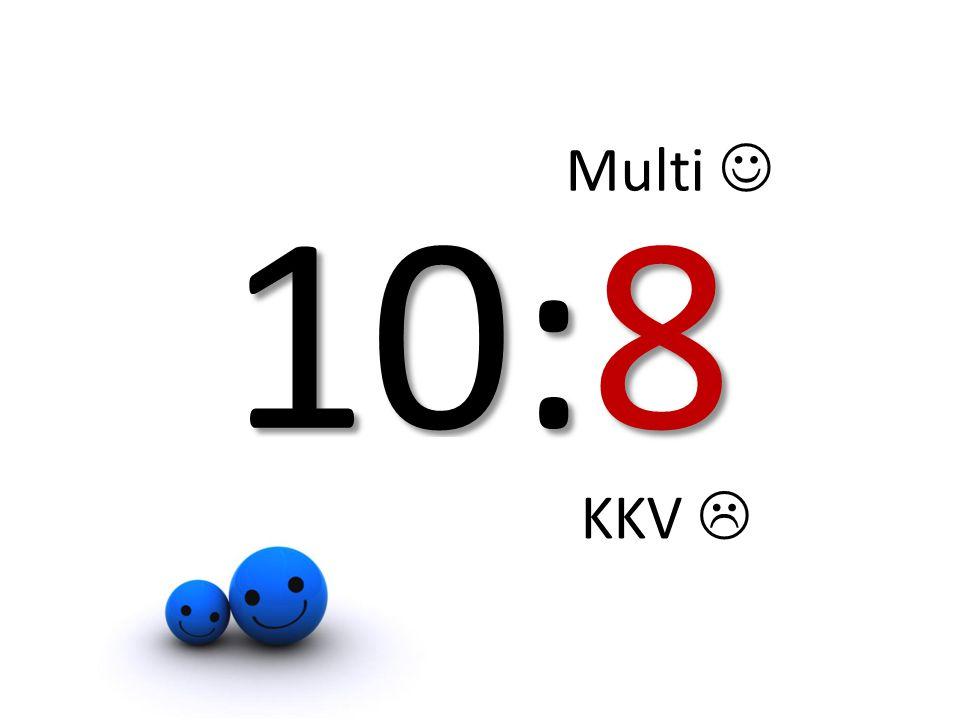 10:8 Multi KKV 
