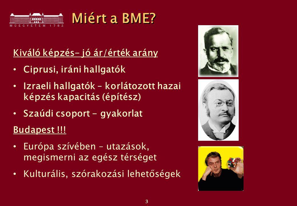 33 Miért a BME.