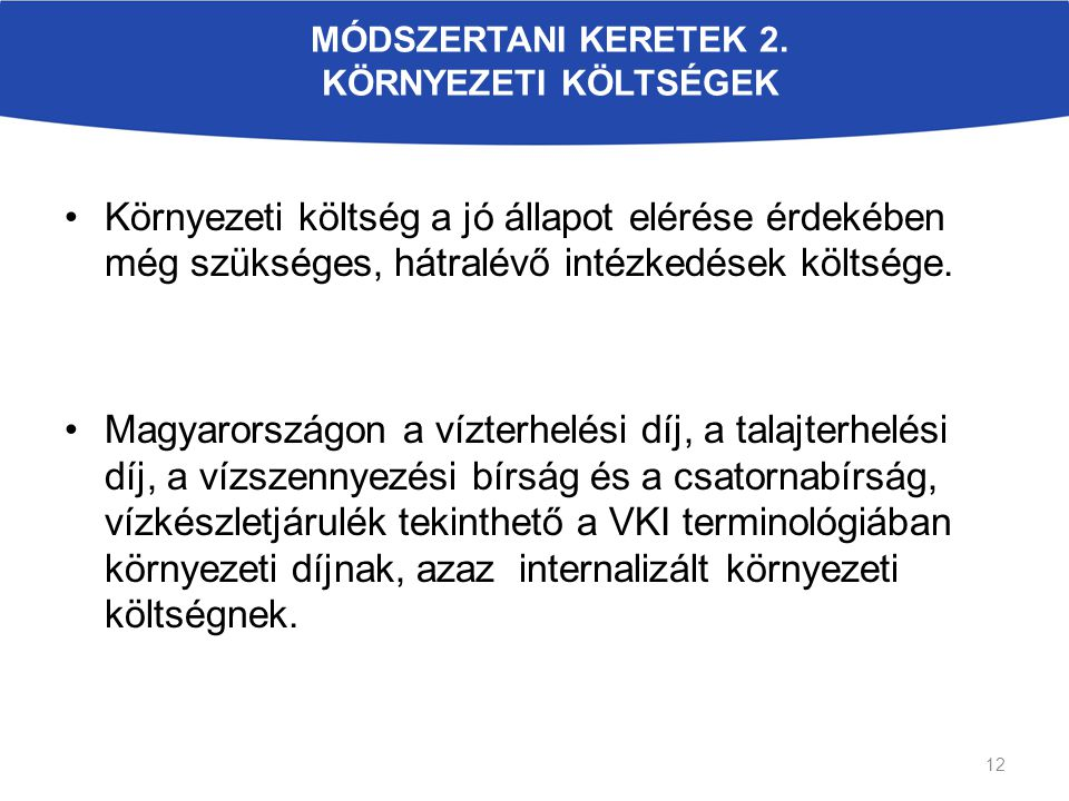 MÓDSZERTANI KERETEK 2.