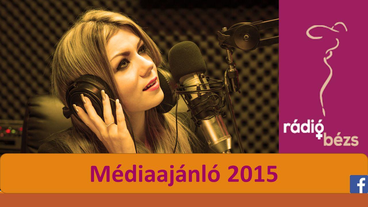 Médiaajánló 2015