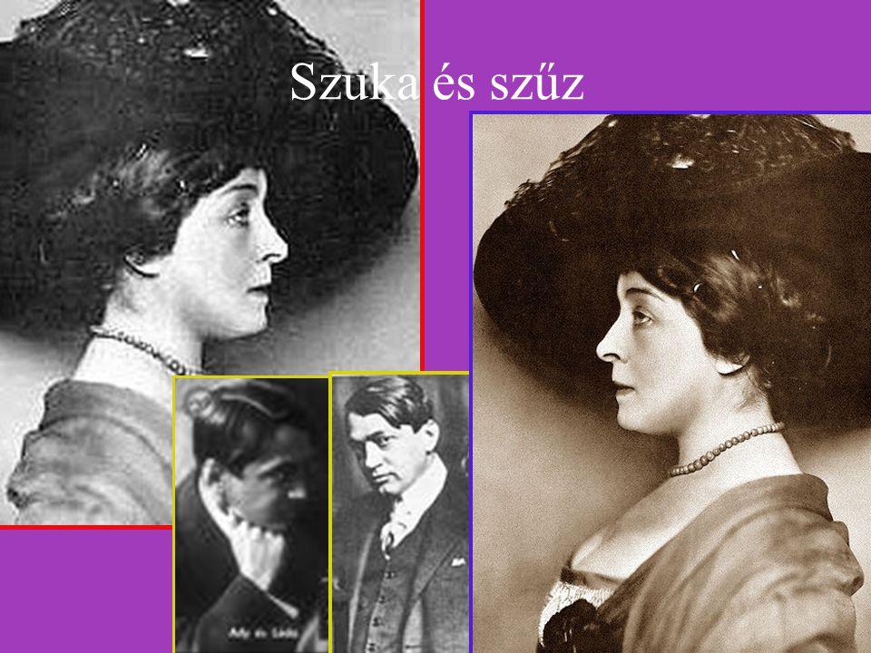 Adys ábrázolások Czigány Dezső: Ady (1907) Melocco Miklós: Ady Endre (Tatabányán) Ady és Léda