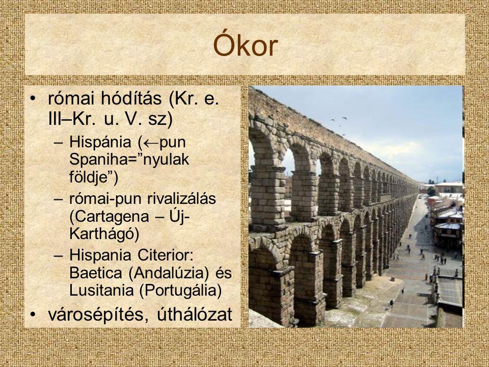 Ókor római hódítás (Kr.e. III–Kr. u. V.