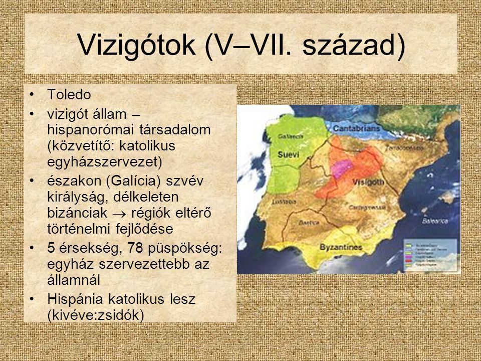 Vizigótok (V–VII.
