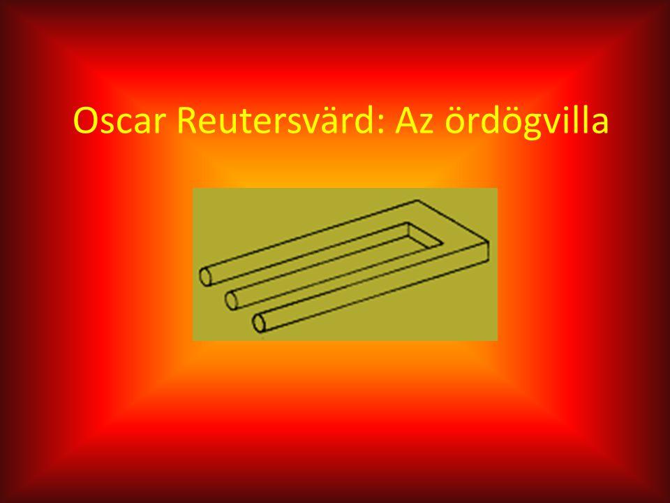 Oscar Reutersvärd: Az ördögvilla