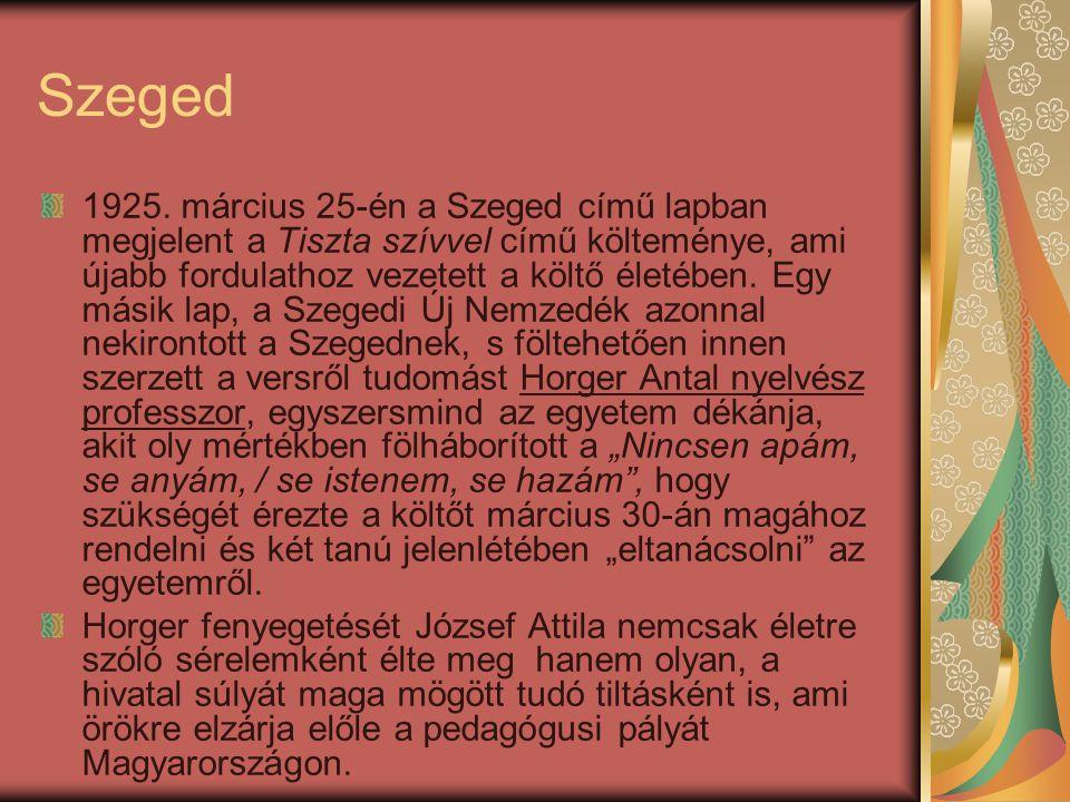 Szeged 1925.